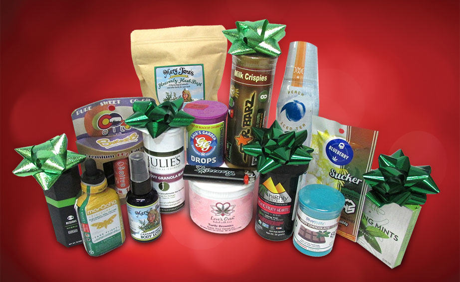 Holiday Gifts at The Greenery
