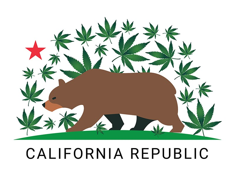 California Recreational Marijuana Legalization