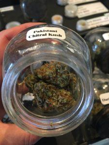 Pakistani Chitral Kush, The Greenery, Weed, Durango, Terpenes, Marijuana